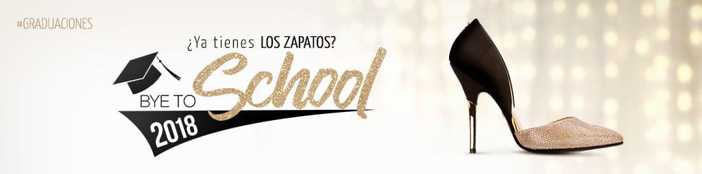 ¿Ya tienes LOS ZAPATOS? | Bye to Scholl 2018