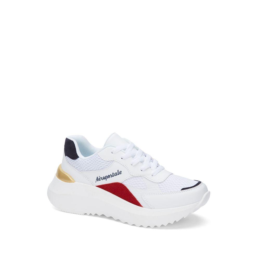 Sneaker Blanco 2774602 Aeropostale Andrea