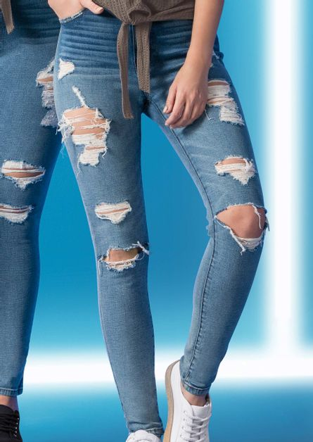 Mujer Andrea Tienda Online Jeans