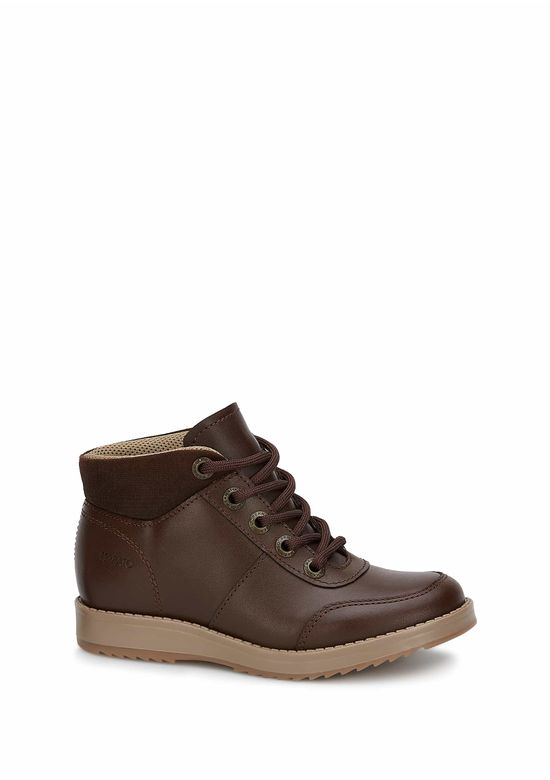 DARK BROWN ANKLE BOOT 2695365 -  12