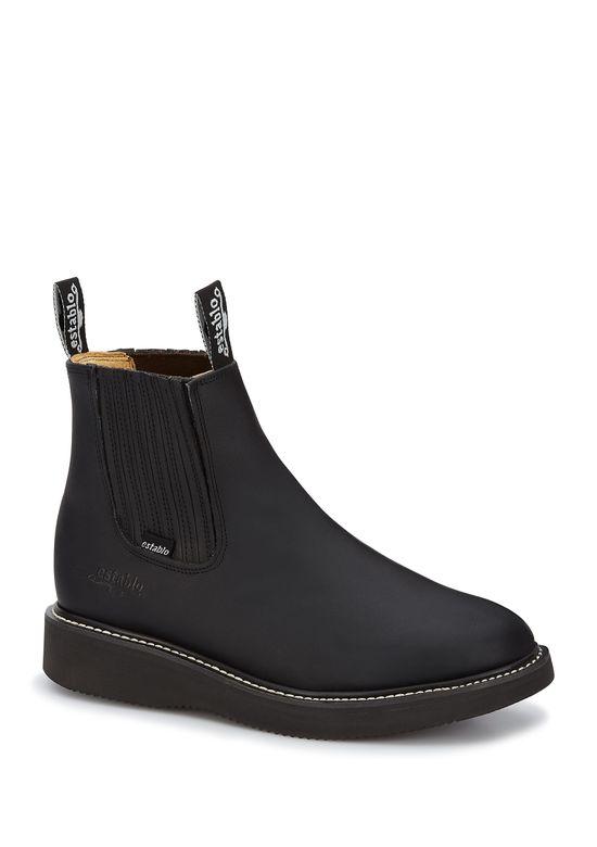 BLACK BOOT 2554624 -  6