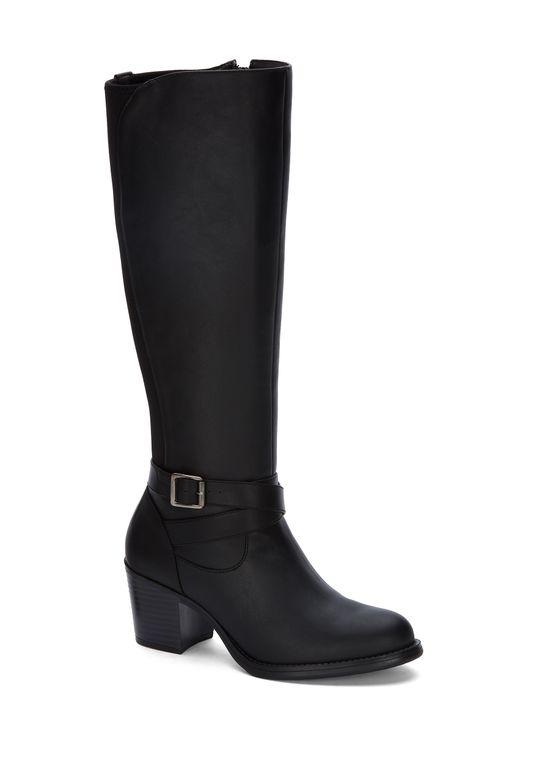 BLACK BOOT 2773803 -  5.5