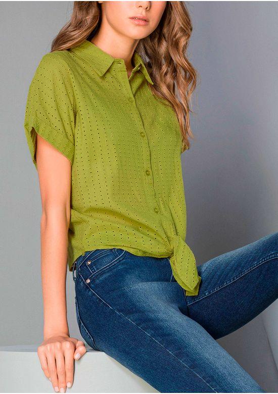 GREEN SHIRT 1491876 - SMA