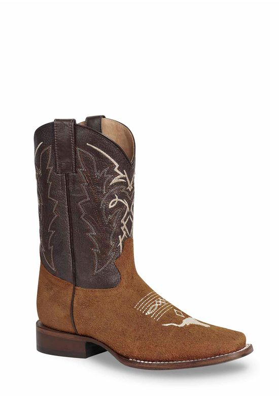 BROWN BOOT 2754468 -  6.5
