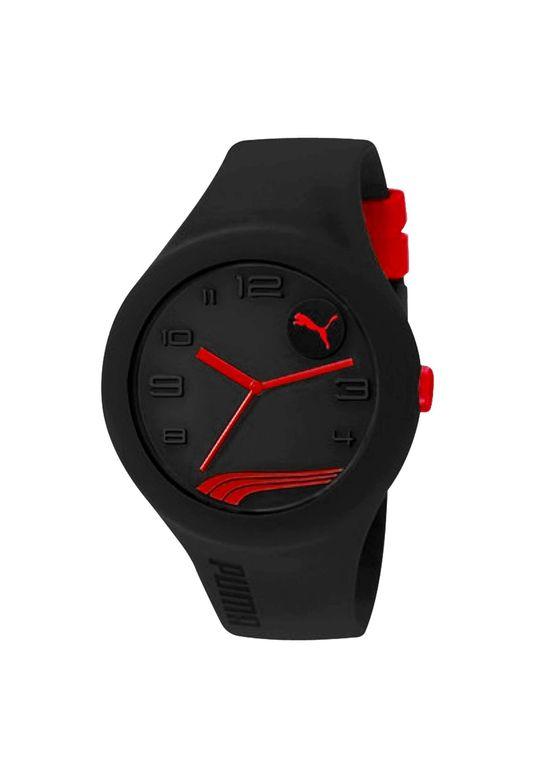 Puma Reloj Form Rojo Negro Modelo 1327250 Unisex n0kXP8Ow