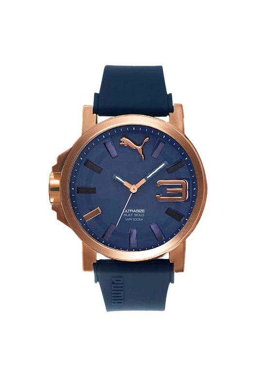 precio de reloj puma azul marino