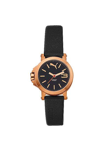 reloj puma hombre acero