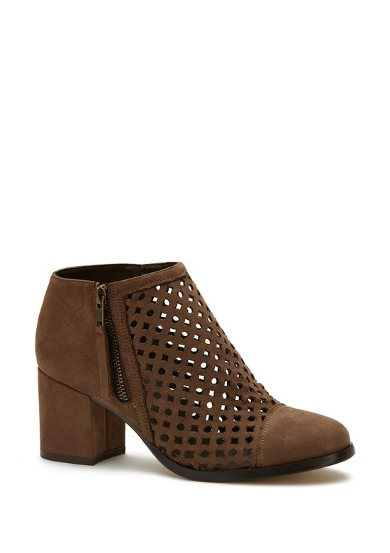 BROWN BOOT 2520407 -  10