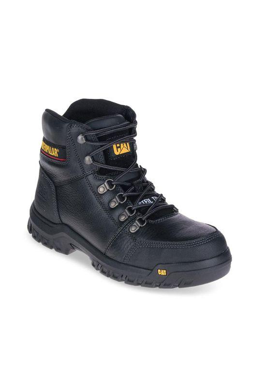BLACK BOOT 2576404 -  9.5
