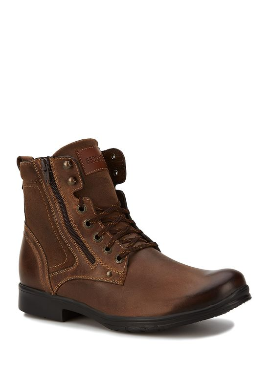 BROWN BOOT 2516622 -  6
