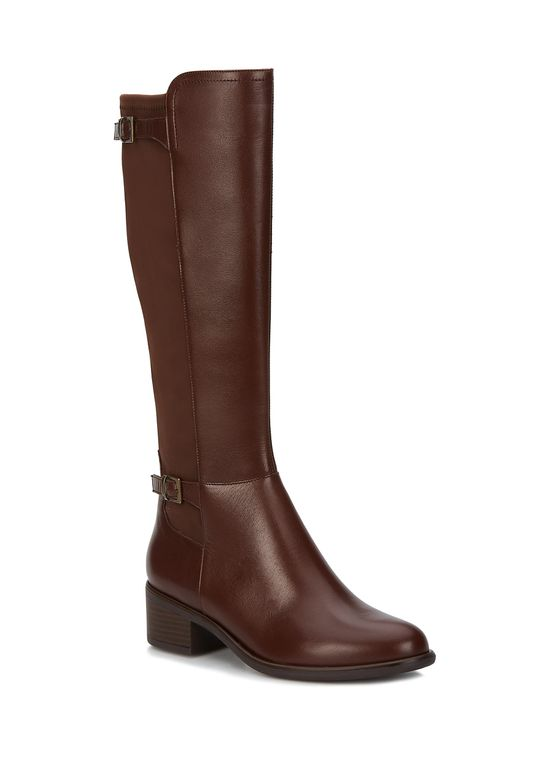 BROWN BOOT 2521329 -  5.5