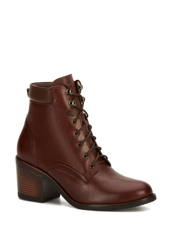 BROWN BOOT 2521381 -  5