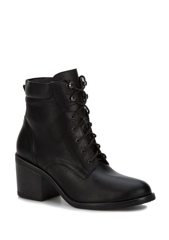 BLACK BOOT 2501888 -  8.5