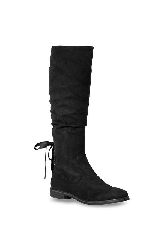 BLACK BOOT 2611600 -  7.5