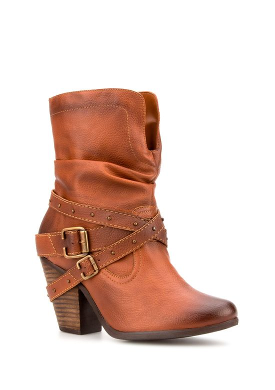BROWN BOOT 2371283 -  7