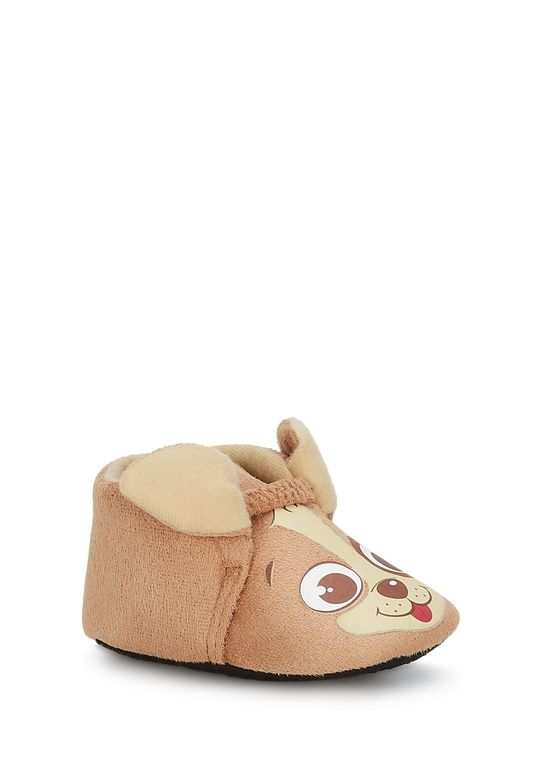 LIGHT BROWN ANKLE BOOT 2492827 - 3.5