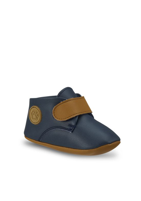 NAVY BLUE ANKLE BOOT 2655062 - 4.5