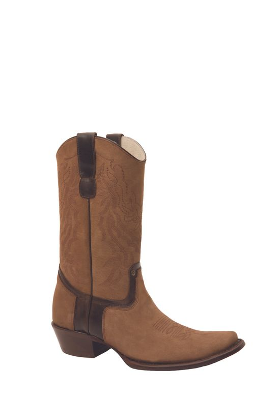 BROWN BOOT 2712543 -  6