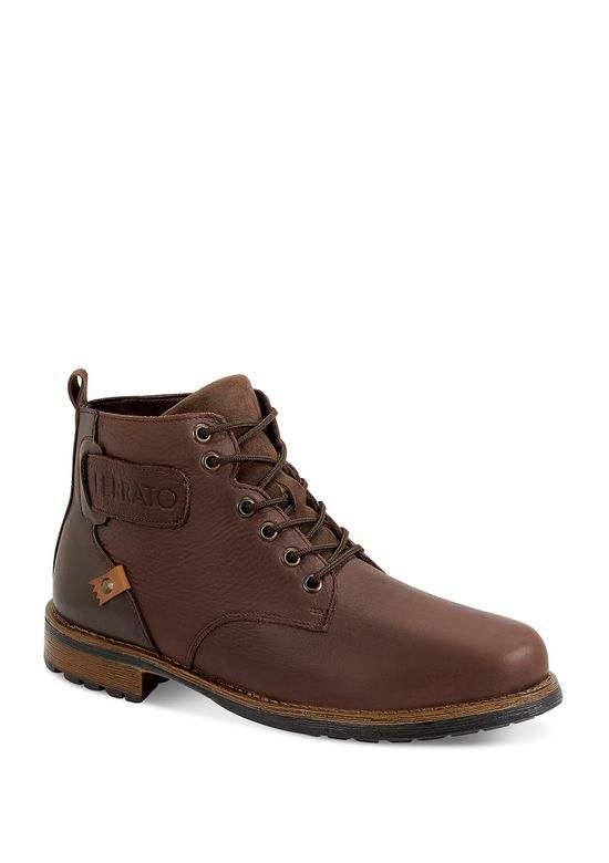 BROWN BOOT 2617626 -  7.5
