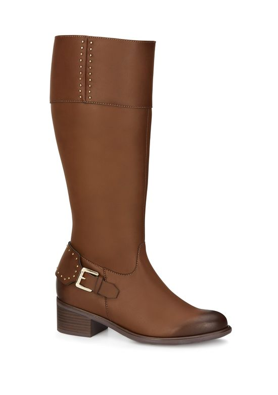 BROWN BOOT 2593401 -  5