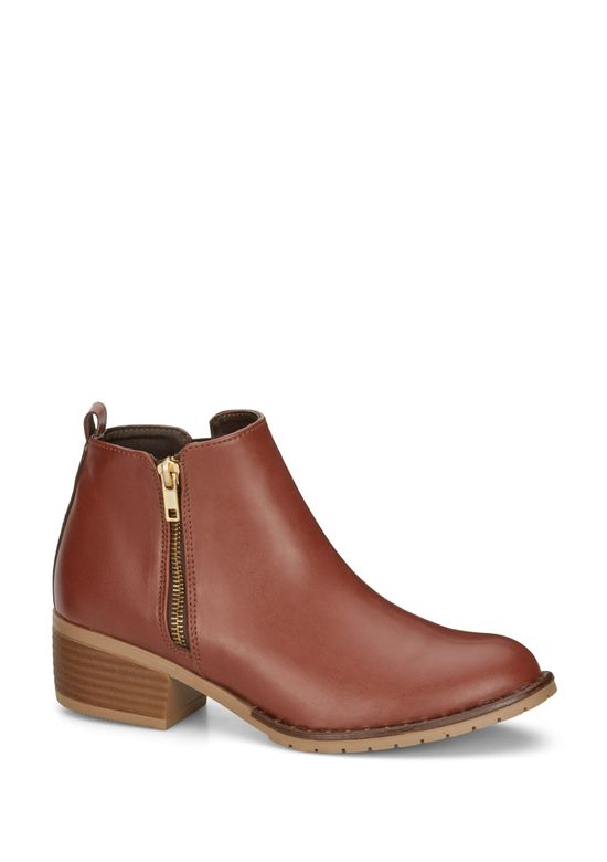 BROWN BOOT 2622644 -  5