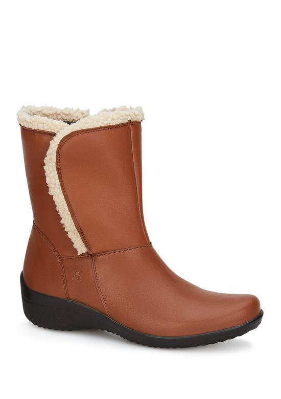 BROWN BOOT 2597744 -  8.5