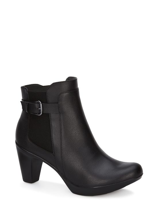 BLACK BOOT 2597201 -  5.5