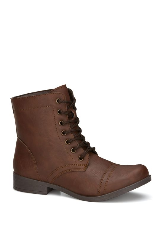 BROWN BOOT 2622408 -  5