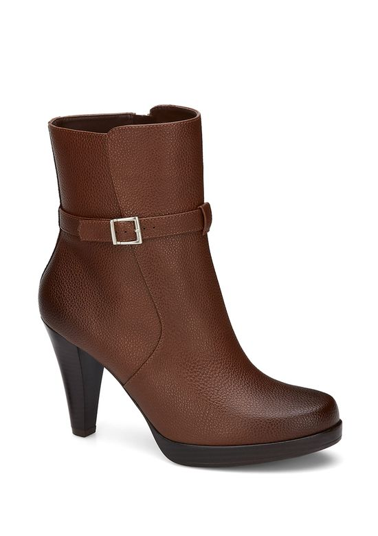 BROWN BOOT 2705804 -  5.5