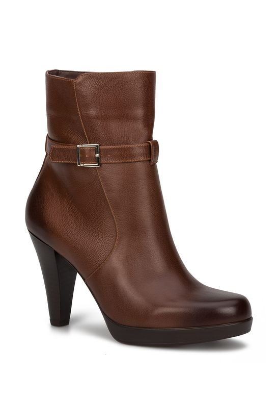 BROWN BOOT 2515625 -  5.5