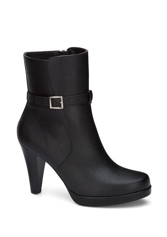 BLACK BOOT 2705828 -  5.5
