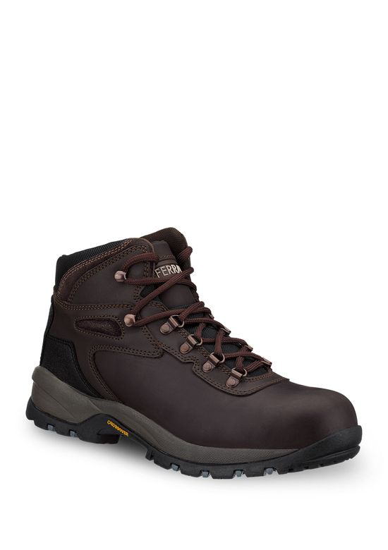 BROWN BOOT 2041049 -  8