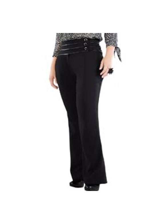 BLACK PANTS 1026009 - 21.