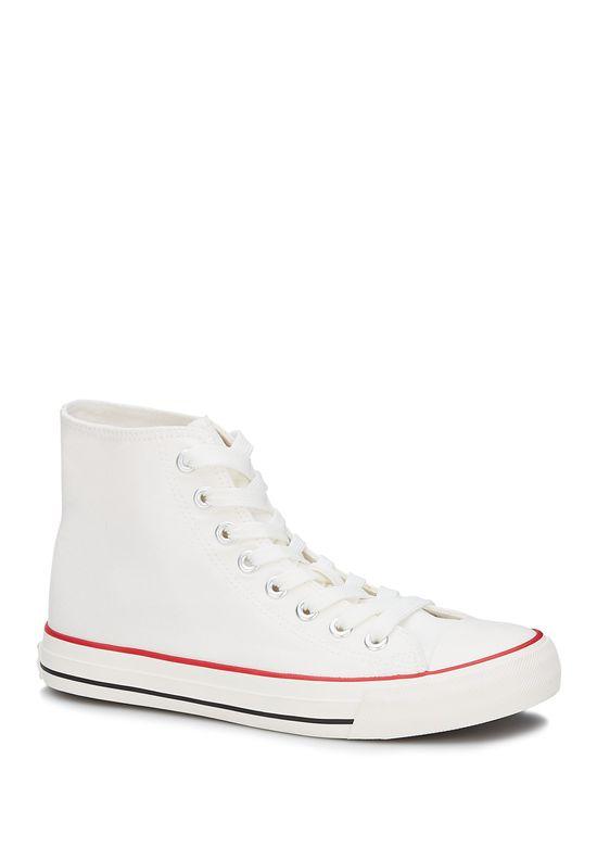 WHITE SNEAKER 2559544 -  6.5