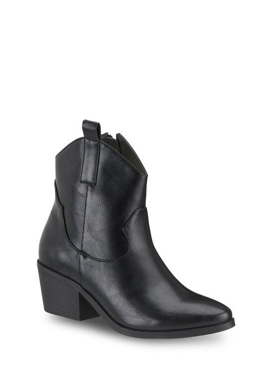 BLACK BOOT 2669007 -  6