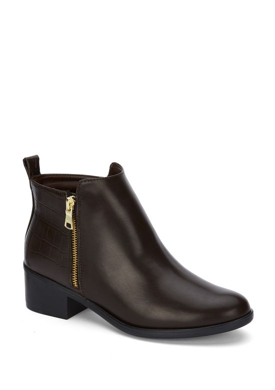 BROWN BOOT 2766386 -  5.5