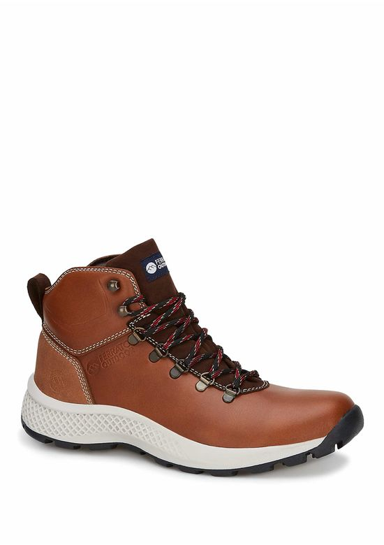 BROWN BOOT 2670348 -  7