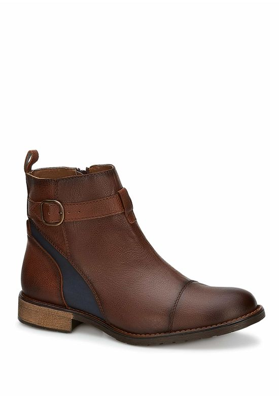 BROWN BOOT 2694849 -  6.5