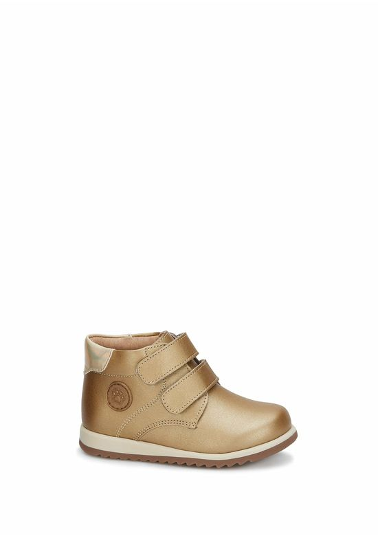 GOLD ANKLE BOOT 2694368 -  6