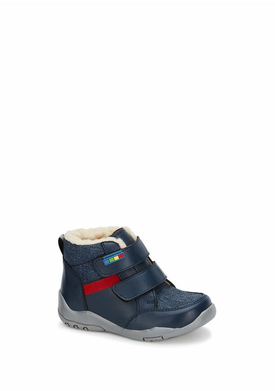 NAVY BLUE LOW BOOT 2694801 -  6.5
