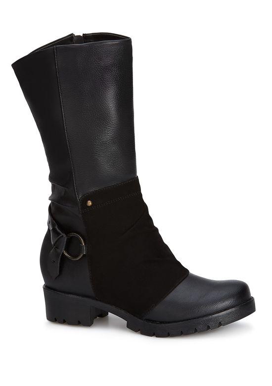 BLACK BOOT 2687889 -  5