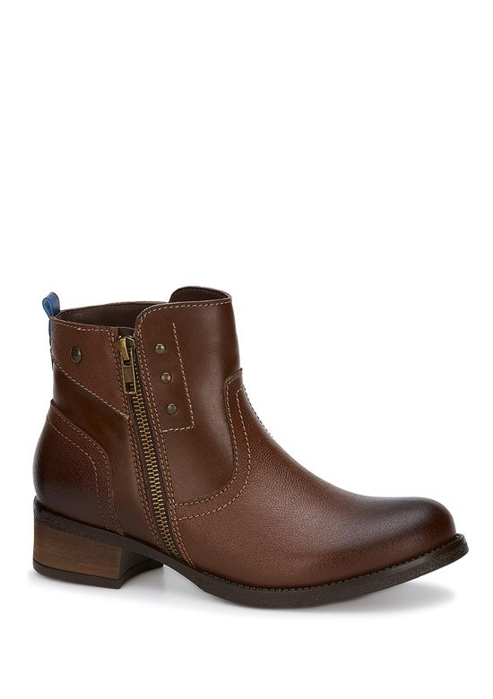 BROWN BOOT 2688824 -  5.5