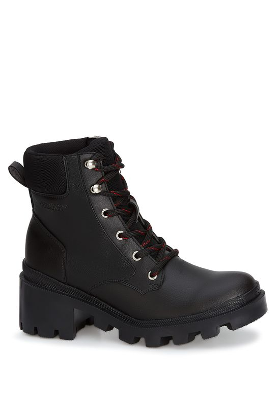 BLACK BOOT 2691589 -  6.5