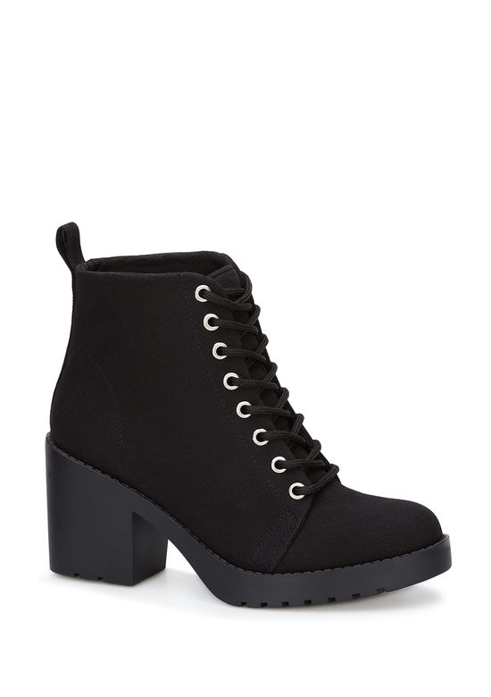 BLACK ANKLE BOOT 2694184 -  6