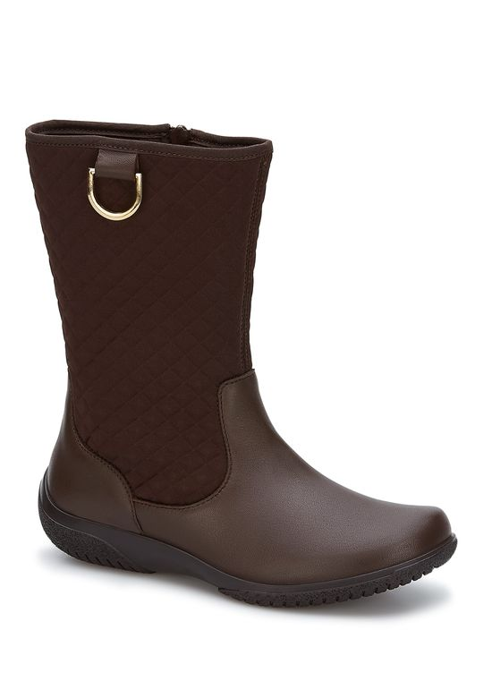 BROWN BOOT 2711041 -  5.5