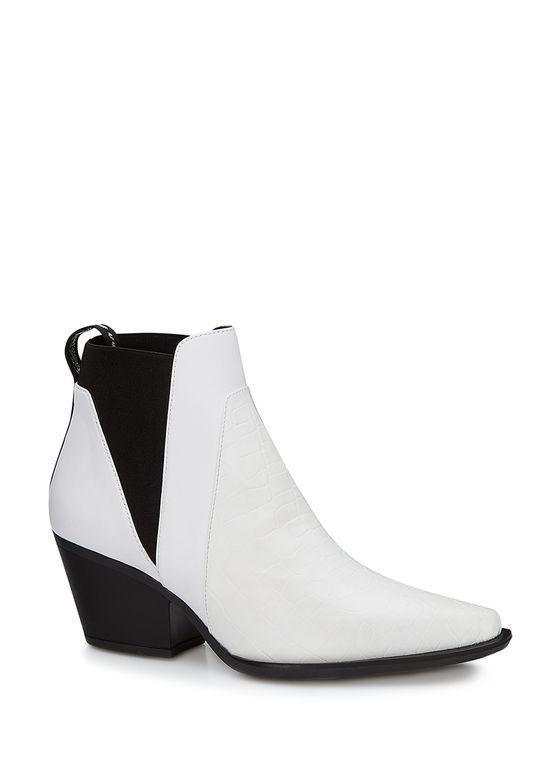 WHITE BOOT 2696508 -  5