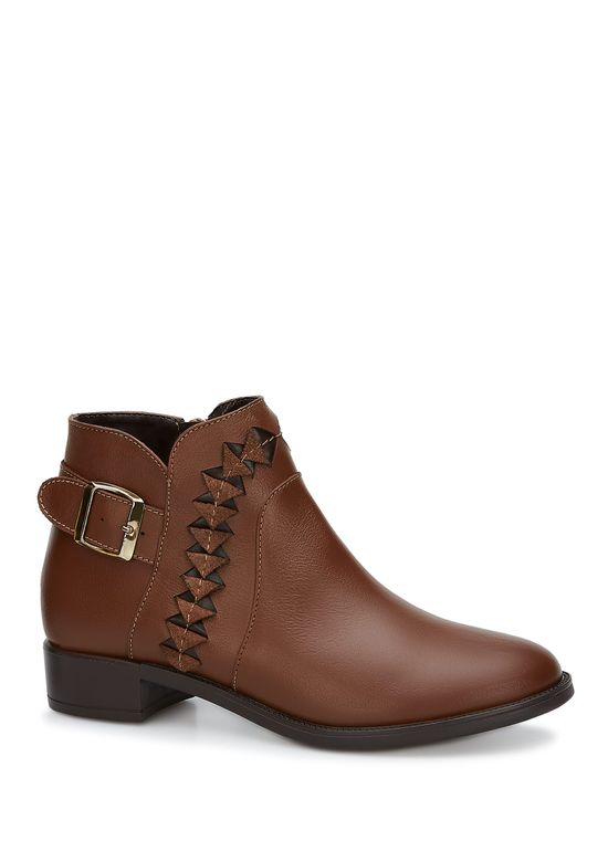 BROWN BOOT 2696867 -  7