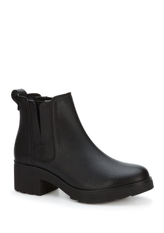 BLACK BOOT 2696904 -  6.5