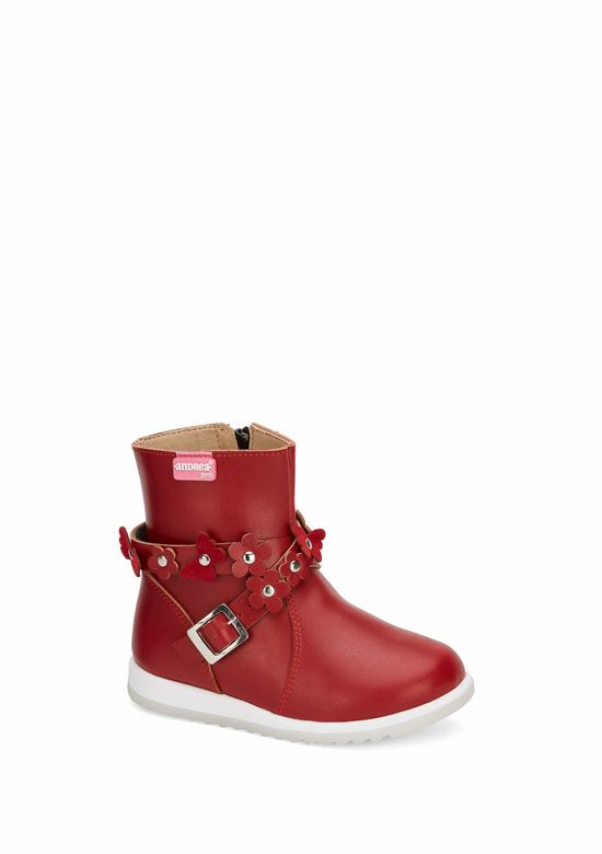 RED LOW BOOT 2702087 -  7