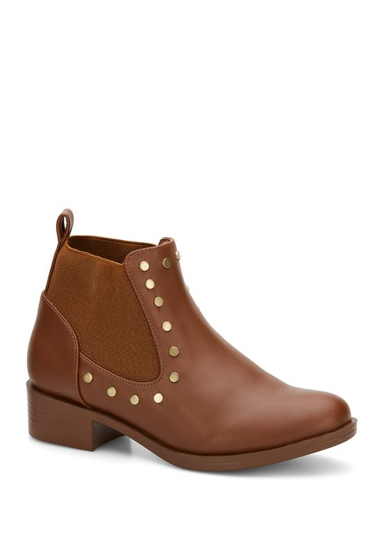 BROWN BOOT 2707549 -  5